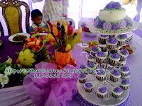 meja pengantin
