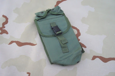 London Bridge Trading 2282E 200rd (M60/SAW) feed ammo pouch.