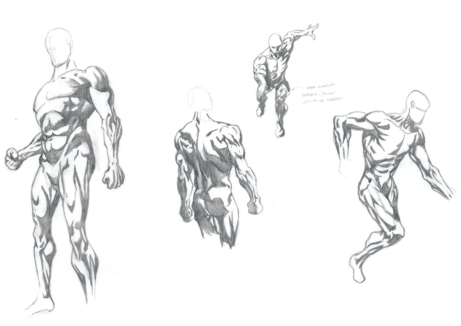 grandpriy: Dynamic Figure Drawing