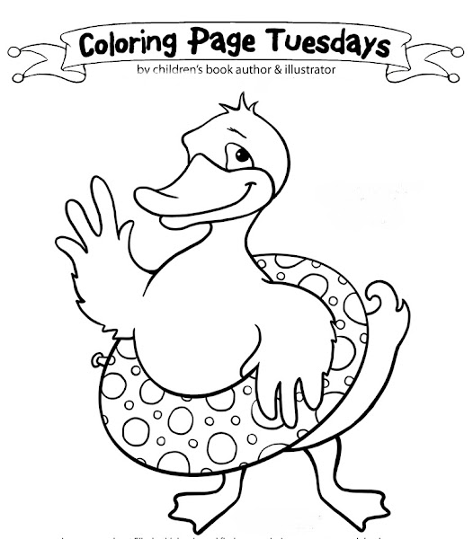 Funny Sheep Coloring Pages