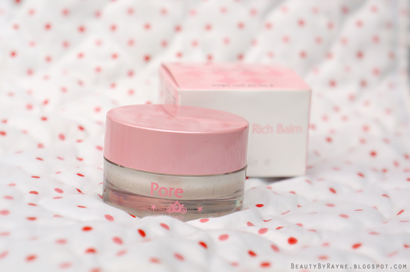 Review Lioele Secret Pore Rich Balm