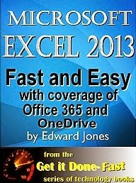 Microsoft Excel 2013: Fast and Easy