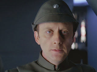Actor Kenneth Colley in 'The Empire Strikes Back'