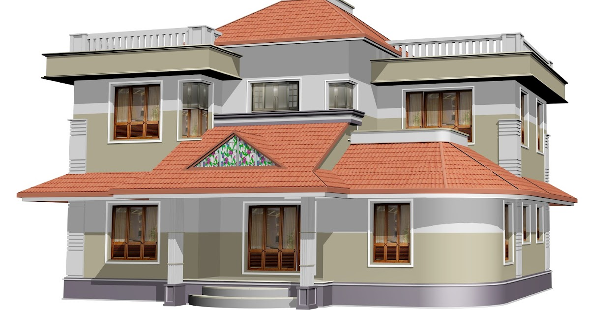 Ente veedu ente veedu new elevation for Veedu plans and elevations