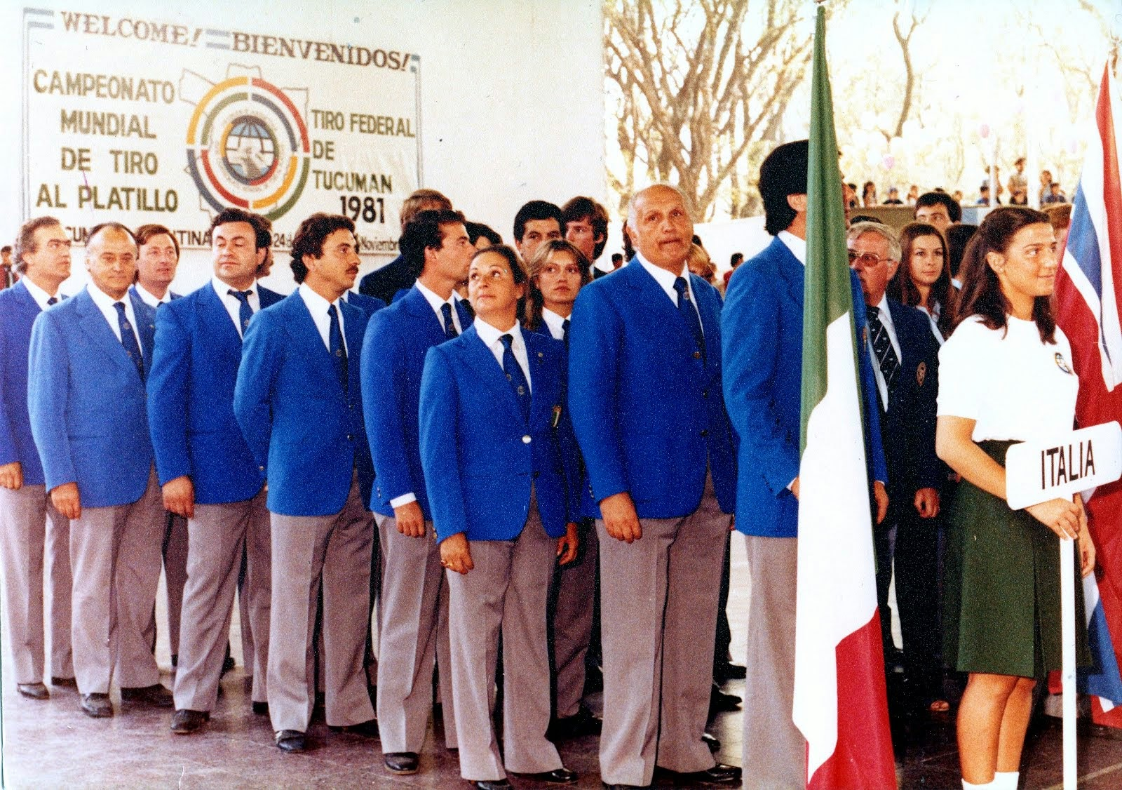 1981 - Campionato del Mondo - Tucuman - Argentina