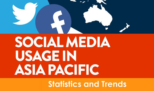 Social media usage in Asia Pacific Statistics and Trends