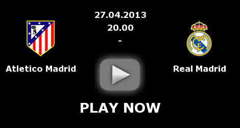 InfoDeportiva - Informacion al instante. ATLETICO MADRID VS REAL MADRID