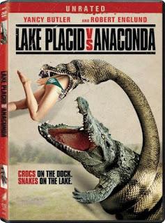 Lake Placid vs. Anaconda (2015) UNRATED DVDRip + Subtitle