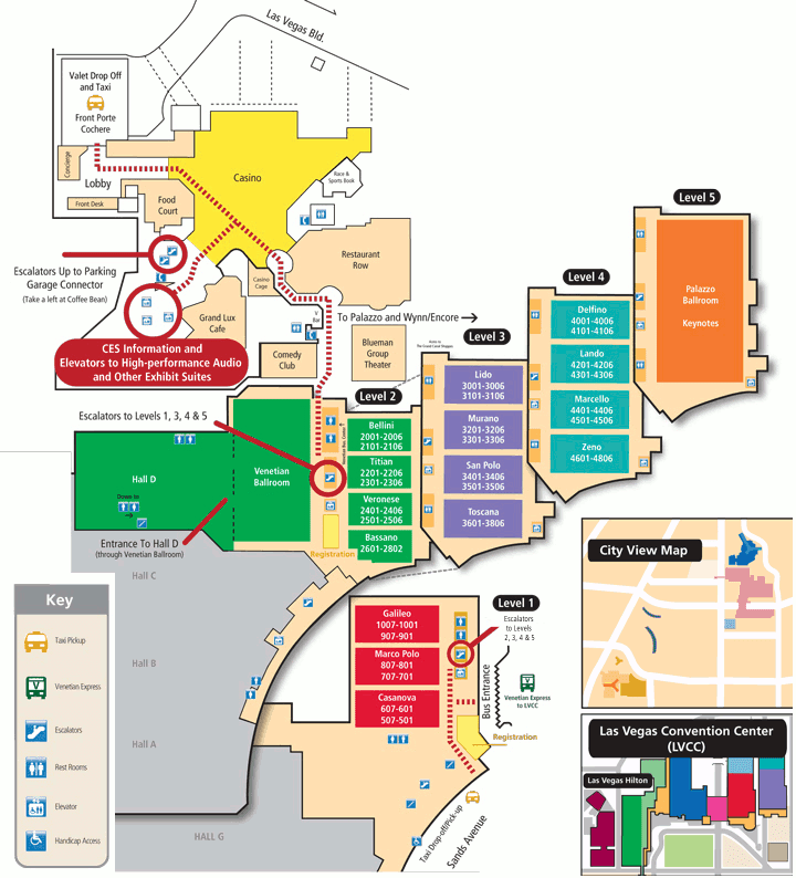 Ven Main - CES 2012 revealed: Maps! Conference Brochure! PMA@CES TechZone!
