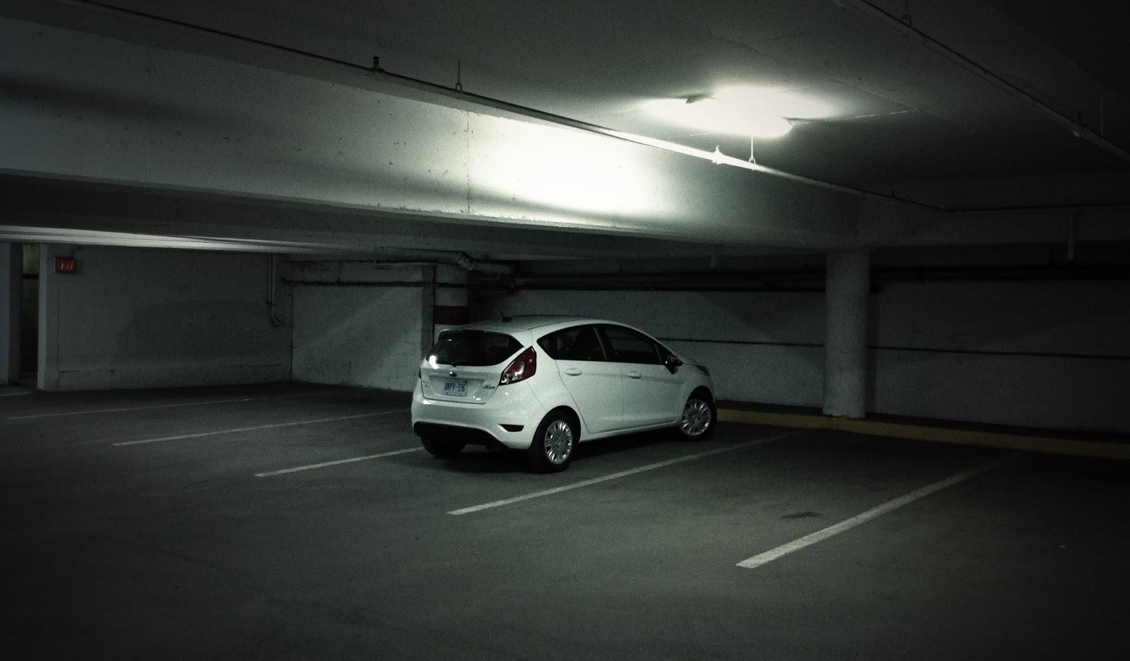 2014 Ford Fiesta SFE EcoBoost hatchback