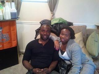 Sister Brother Black Racial Profiling Ola Blessed @Ayokumbee Honestea Ola's Trayvon
