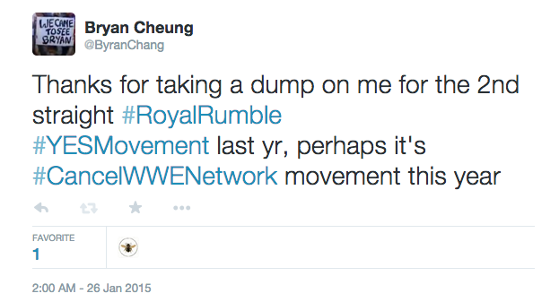 Reaction to Roman Reigns Royal Rumble victory on Twitter