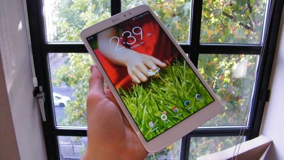 LG G Pad 8.3 Tablet Quad-core 2gb RAM 2