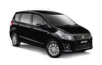 Spesifikasi Suzuki Ertiga Indonesia 2012