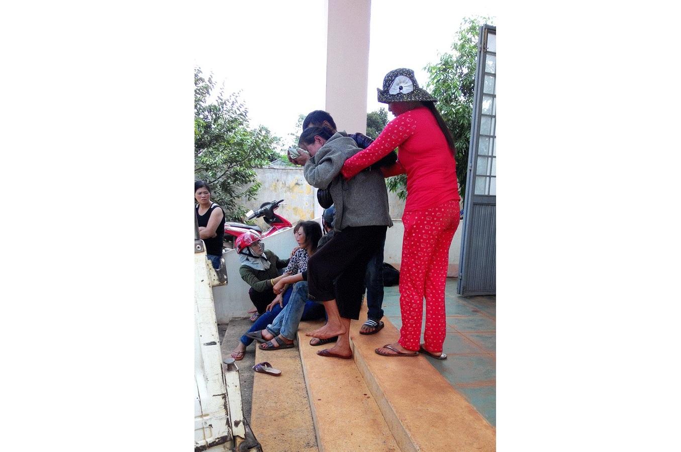 Gia Lai: Vụ tai nạn thương tâm tại Tân Bình-Đak Đoa - Sức khỏe nạn nhân đang diễn biến khó lường