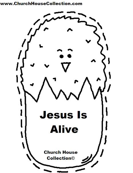 Sunday School Craft Chick