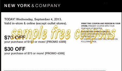 New york & company coupon code