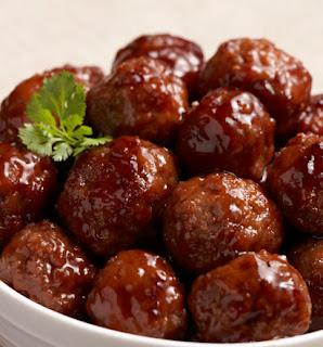 B-B-Q Meatballs
