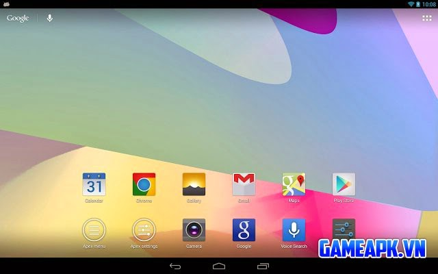 Apex Launcher Pro v3.0.3 Patched cho Android