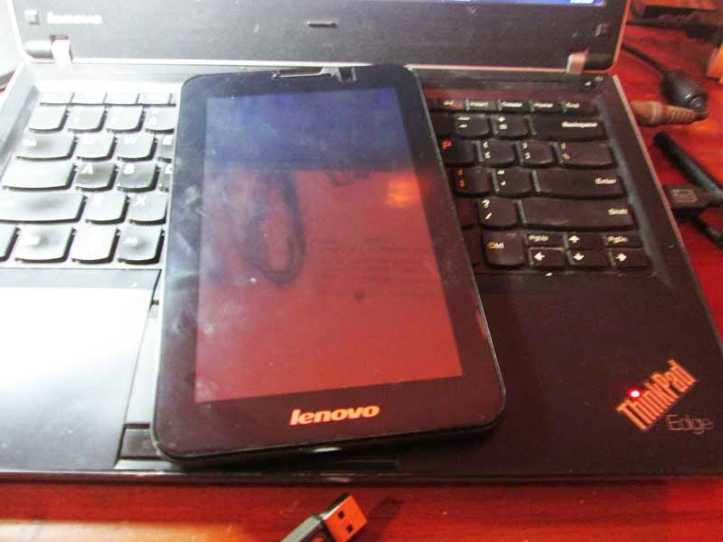 gambar Tablet MATOT: Cara Flash IdeaPad Lenovo A3000