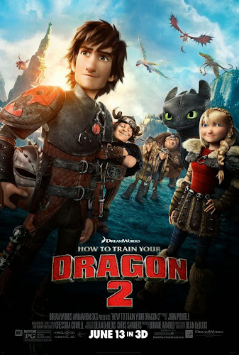 How To Train Your Dragon 2 (DVDRip Inglés Subtitulada) (2014)