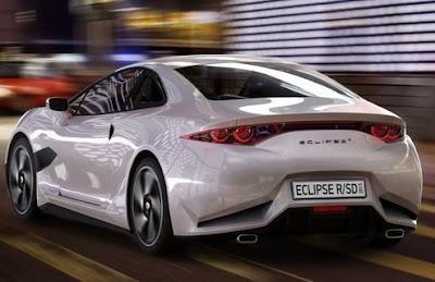 2017 Mitsubishi Eclipse release date