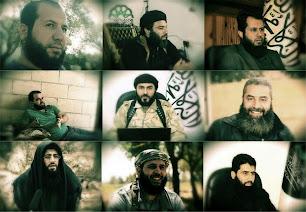 قادة احرار الشام الذين اغتالتهم اعين الجبناء