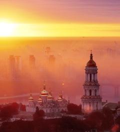 Kiev ontwaakt