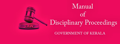 Manual-Of-Disciplinary-Proceedings-Kerala-Pdf