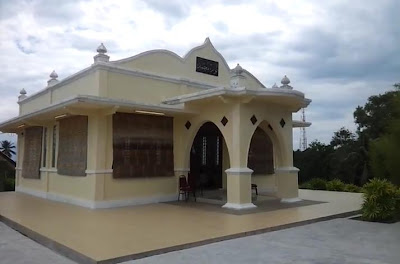 Surau Resort Sedili dijadikan tokong buddha