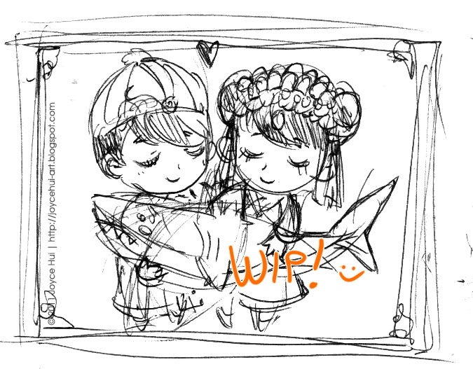 Doodle Sketch For New Shark Card That Will Be Freely Available To Couples Getting Married Who Are Against Fin Soup I Plan On Fleshing It Out This