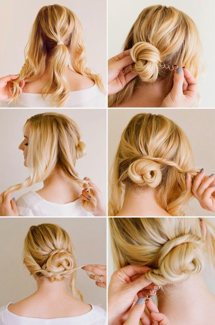 Cute bun hairstyle tutorial for wedding parties toronto calgary related searches hair extensions calgary price hair dimensions calgary beddington beddington hair salon calgary hair dimensions website baditri Gallery