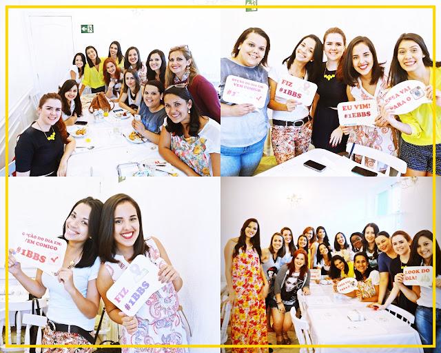 Encontro das Blogueiras da Baixada Santista - Agosto/2015