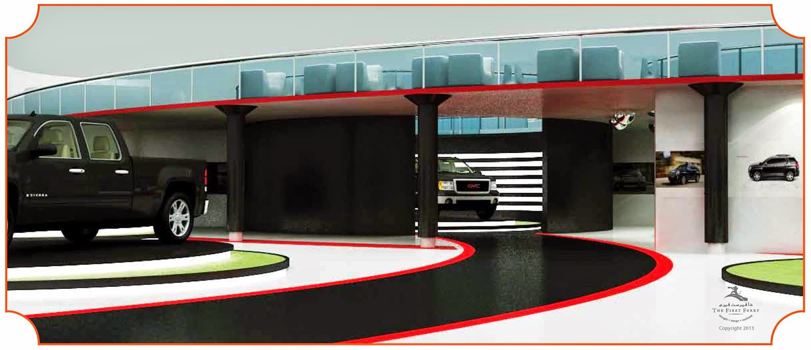 Exhibition Design Concept