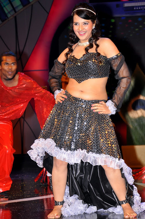 saloni test dance at maa music awards 2012 glamour  images