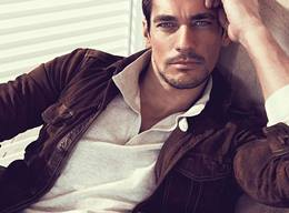 Gorgeous British Supermodel David Gandy