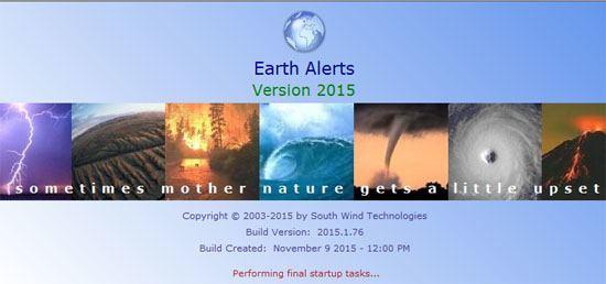 تحميل برنامج معرفة أحوال الطقس لبلدك Earth Alerts 2015 earthalerts%2B2015.j