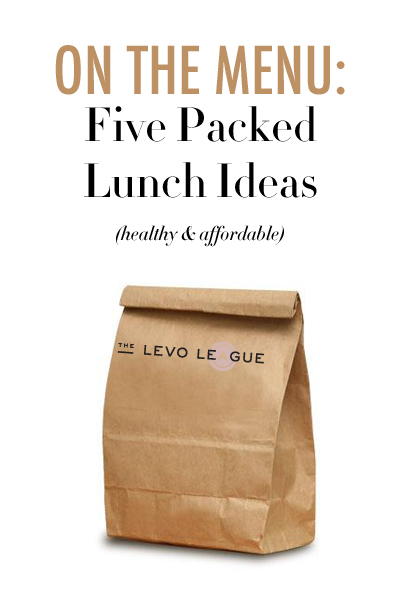 Bag Lunch Ideas8