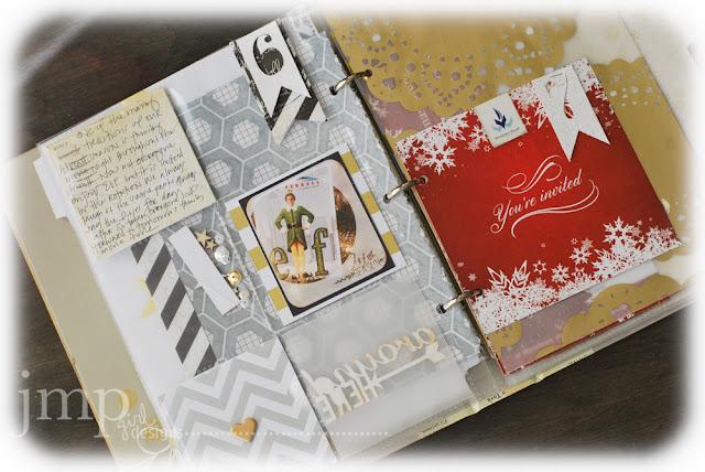 jamie pate ~ december daily