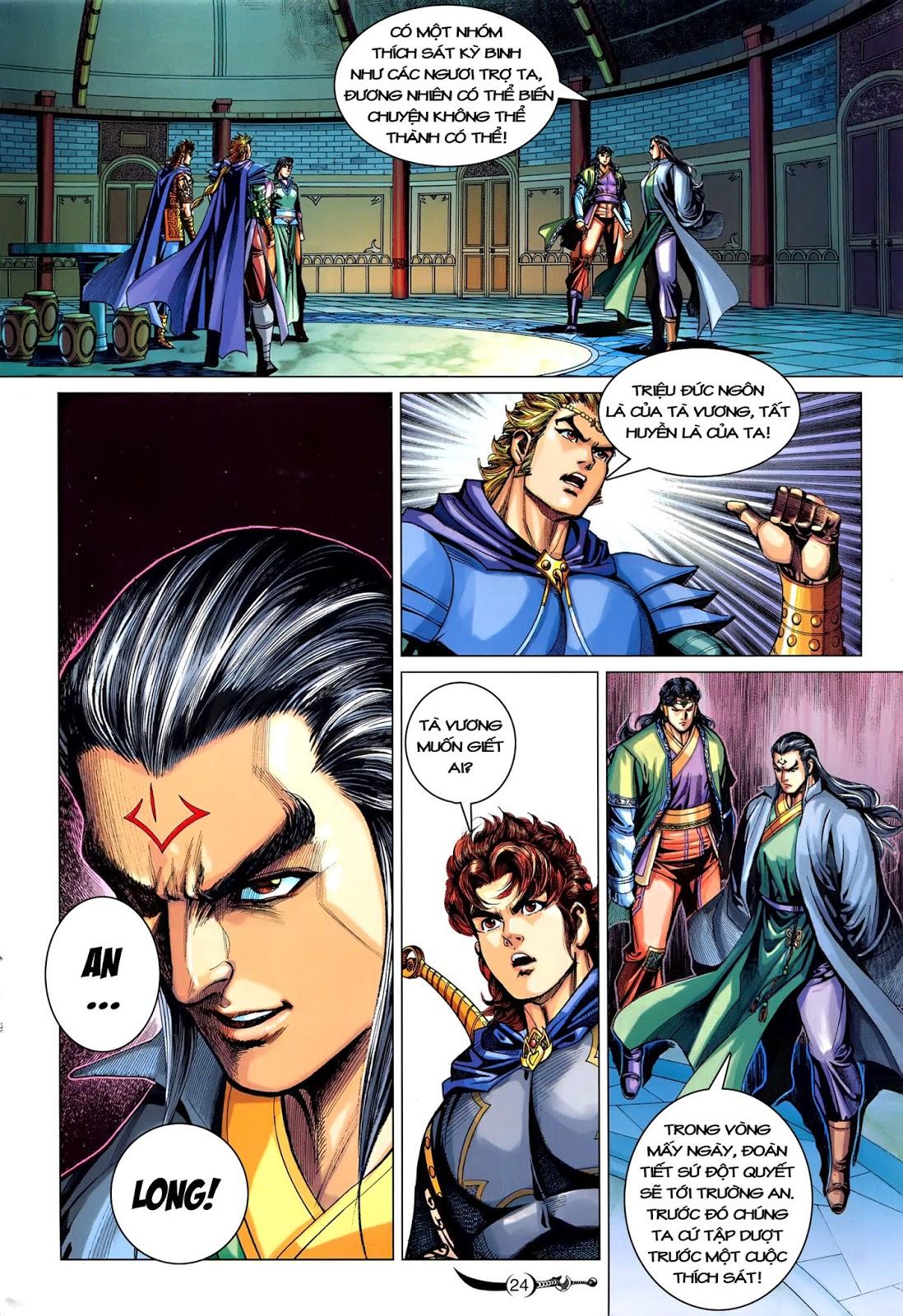 Đại Đường Song Long Truyện chap 216 - Trang 26