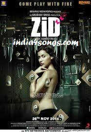 Zid Songs Bollywood 2014 Movie Mp3 Songs.pk Download New Songs 2015