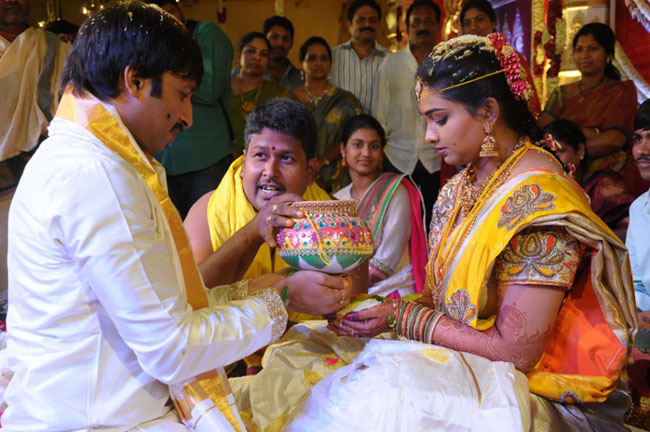 Gopichand Marriage