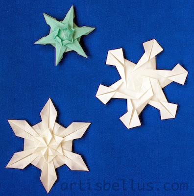 Holiday Decorations: Snowflakes