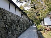 坂本門前町 石積み(穴太積み)