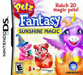 Petz Fantasy: Sunshine Magic nds rom