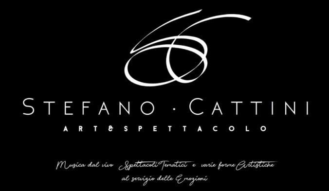 Stefano Cattini Art&Spettacolo - Cantante e organizzatore di spettacoli