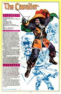 Caballero (ficha dc comics)