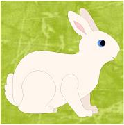 Bloque de la Semana: Conejo de Pascua conejo de pascua bloque