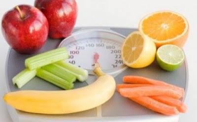 حمية أو ريجيم لفقدان و نقص الوزن في أسبوع