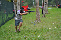 Paint Ball Game Adventure Teambuilding - www.bigtreetours.com